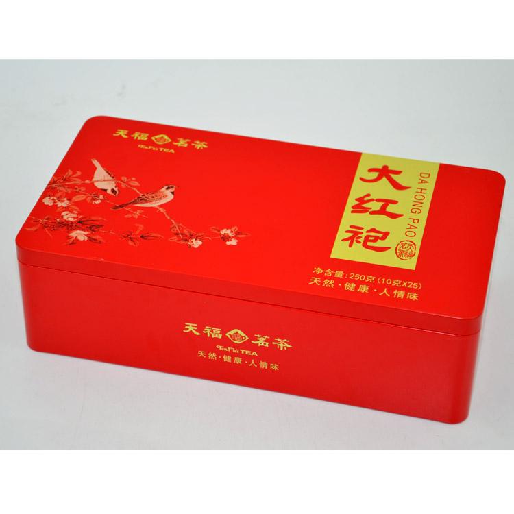 长方形铁盒K-TP01