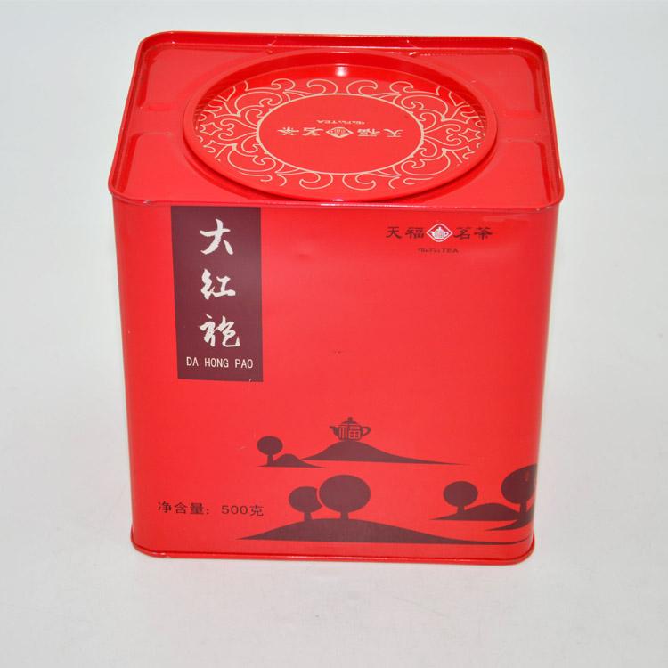 天福茗茶(大方形罐)