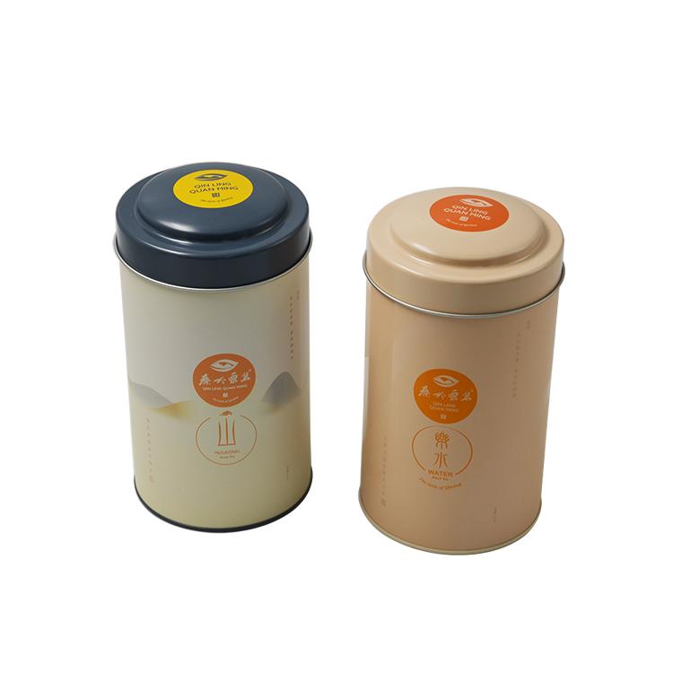 秦岭泉茗(圆罐)