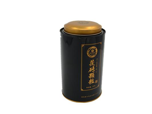 茯砖颗粒圆罐
