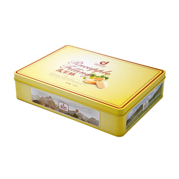 糖果饼干铁盒K-TP06