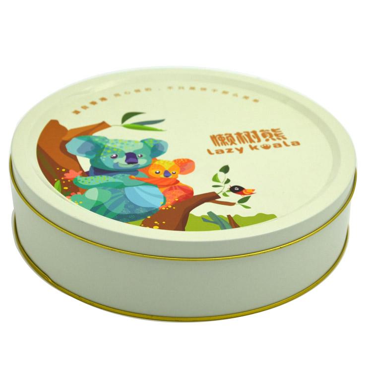 糖果饼干铁盒K-TP05