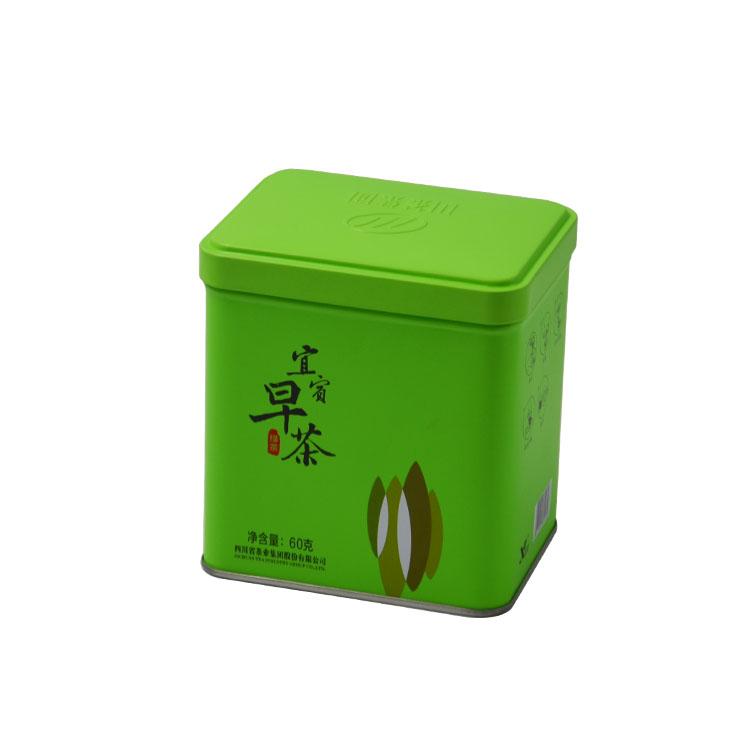 马口铁茶叶罐