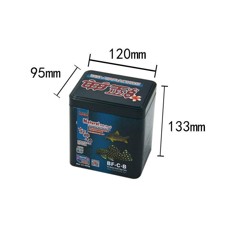 龙鱼罐饲料罐300g